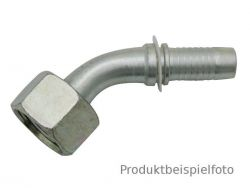 DN8 DKR-45° BSP Dichtkegelnippel-englisch zöllig G3/8