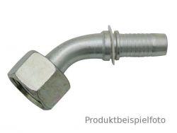 DN25/20 DKR-45° BSP Dichtkegelnippel-englisch zöllig G1