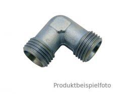 15L-M22x1,5-Winkelverschraubung 90° metrisch leicht OMS