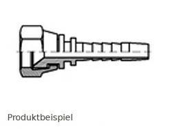 DGJ-15/8 12h UNF-amerikanisch zöllig DN25-Edelstahl
