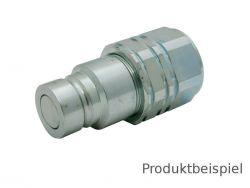 BG2/ DN10 Steckkupplung Stecker flachdichtend
