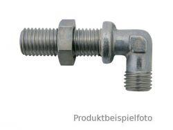 35L M45x2 Winkel-Schottverschraubung 90° OMS