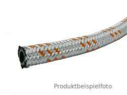 d=7,5mm/D=12,5mm Kraftstoffschlauch-Stahldrahtgeflecht DN6