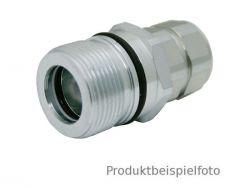 BG02/ DN10 Schraubkupplung Muffe - 1/4 BSP