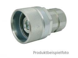 """BG02/ DN10 Schraubkupplung Stecker – 1/4"""" BSP"""