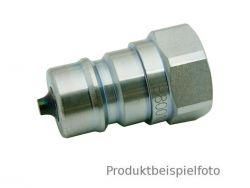 BG2/ DN10 Steckkupplung Stecker ISOA