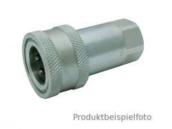 BG6/ DN25 Steckkupplungs Muffe ISOB